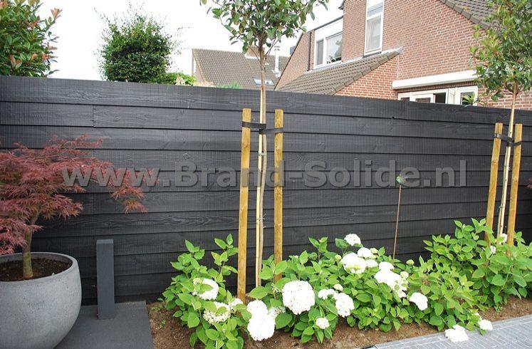 Onwijs douglas Potdekselplanken Zwart | Brand Solide XI-07