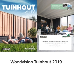 Woodvision Tuinhout Brochure 2019