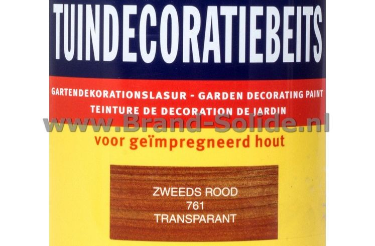Zweeds Rood 0,75L ()