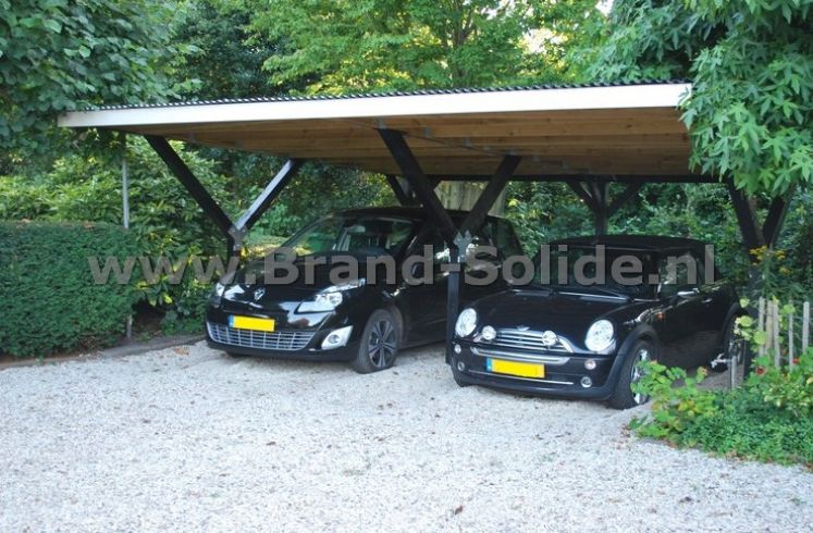 Y-Carport Collorado Dou 594 x 606 ()